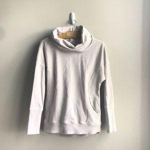 Lululemon Rest Day Pullover Funnel Neck Sweatshirt